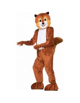 Mascotte d'écureuil - Tic & tac