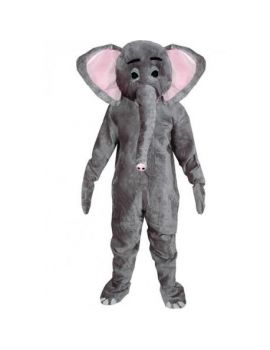 Mascotte d'éléphant