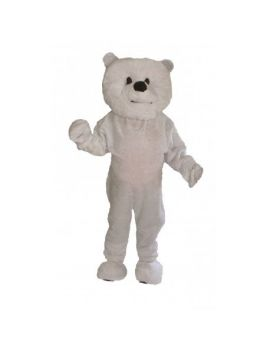 Mascotte d'Ours Polaire (JUMBO)