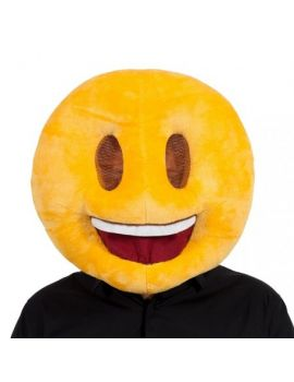 Tête de mascotte - Smiley